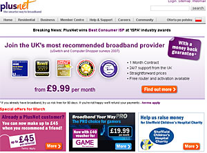 Half Of UK Consumers Unhappy With Their Internet Provider
