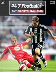 24-7 Football: Sky Offer To Mobile UK