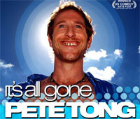 It's all Gone Pete Tong: First Advert on UK 3G Mobiles