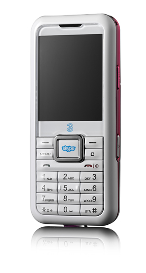 3 Skypephone Available From 29 October