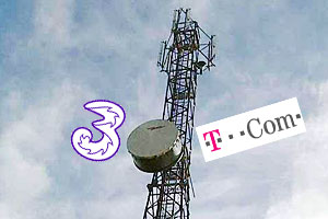 3 UK And T-Mobile Agree To Share 3G Network