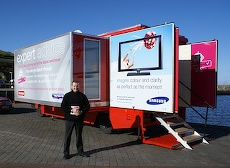Whitehaven Switchover: Currys Mobile Shop Trial