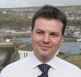 Whitehaven Switchover: Jamie Reed MP (Podcast)