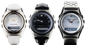 Sony introduce Bluetooth watches for women