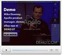 Adobe Apollo Readies For Lift Off