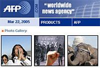 AFP Sues Google Over News Copyright