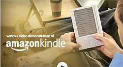 Amazon's Kindle Wireless Reading Device: More Details