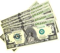 Amazon Revenue Rockets, Income Slips