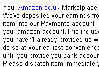 Festive Scams To Look Out For: Amazon