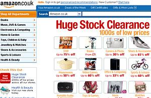 Amazon Remains UK's Top Online Retailer