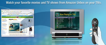 Amazon Unbox On TiVo Bound For US
