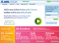 AOL Challenges BT UK Landline Service