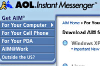 AOL Set To Battle Skype, Google And MySpace