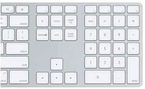 New Apple Keyboards: Stunning