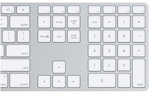 New Apple Keyboards: Stunning