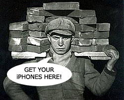Unlocked Apple iPhones To Be Trashed?