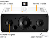Apple iPod Hi-Fi Speakers Announced