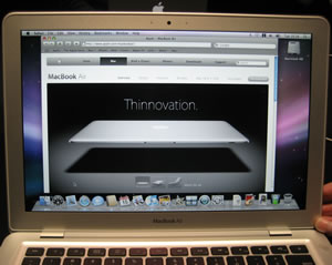 Apple MacBook Air - A Compromised Beauty