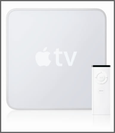 Apple TV Starts Shipping