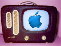 Apple To Create iPod Video Player?