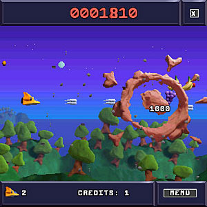 Astraware Platypus Shoot 'Em Up For Palm, Pocket PC, Windows Mobile Smartphones: Review (81%)