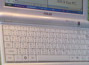 Asus Eee Laptops Offer Touchscreen And Possible GPS Support