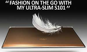 Asus S101 Upmarket Netbook Launched