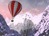 Internet Balloon