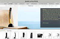 Bang & Olufsen To Make Posh Phone With Samsung