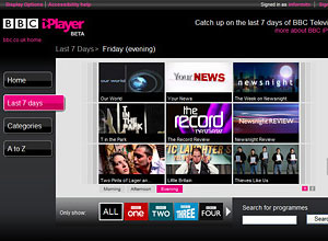 BBC Hooks Up With Adobe For Flash iPlayer