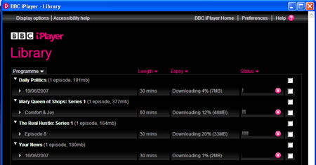 BBC iPlayer Finally Launched