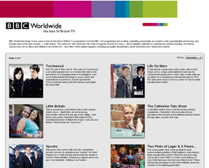 BBC TV Now on iTunes