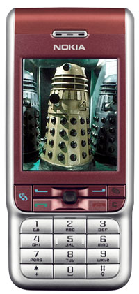 BBC Offers Dr Who Video On Mobiles