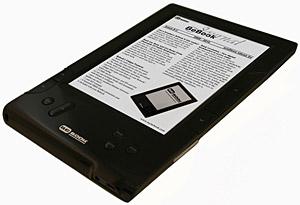 BeBook 2 Looks To Take On Kindle eReader