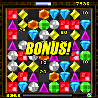 Bejeweled/2 Review: For Palm, Pocket PC and Windows Mobile (93%)