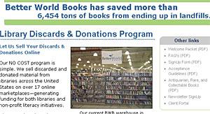 Eco Amazon.com rival BetterWorld Books Gets Funding