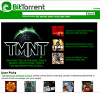 BitTorrent Ups Its Game: Funding And Content