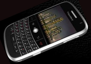 Blackberry Bold (900) Goes Official