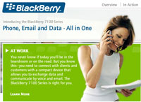 BlackBerry Harvests More Than 3 Million Subscribers