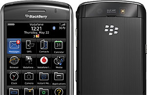 Blackberry Storm: Quick Hands On Review