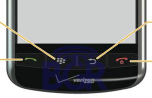 Blackberry Thunder Touchscreen Photo Leaked