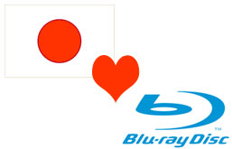 Blu Ray DVD Format Rips Up The Japanese Sales Charts. HD DVD Sulks