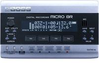 Boss Micro BR, The 'World's Smallest Pro Studio'