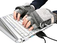 USB Hub Vanity Mirrors, Ashtrays, Coffee Warmers And Heated Gloves