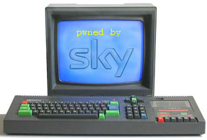 BSkyB Scoops Up Amstrad