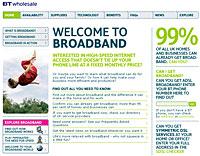 BT Doubles Broadband Speeds