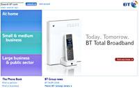 BT Tops UK Broadband Performance Table