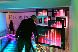 BT Vision Launch: Live Coverage