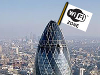 London Rules The Business Wi-Fi Charts
