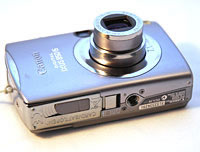 Canon Ixus 850IS Camera Review - Part 1/3 (73%)